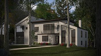 Behar Residence in Centereach, New York